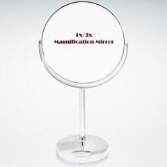샤인 양면 탁상거울(중/3배 확대경 겸용)
