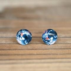 Planet시리즈 귀걸이-지구(Earth)