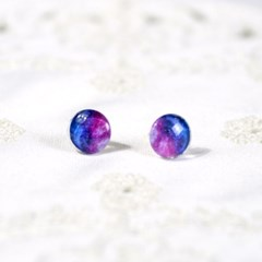 Planet시리즈 귀걸이- 은하수(Galaxy) #1