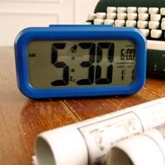 스마트 디지털 알람시계 - 레트로 버전