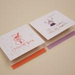 손글씨카드-소중한 한사람