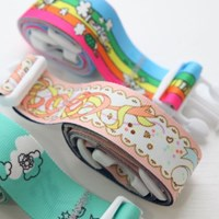Double-sided luggage strap ver.2