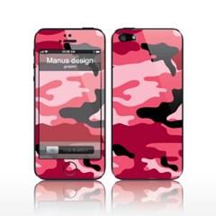 아이폰5 디자인스킨(전신보호필름) 카모플라쥬 시리즈