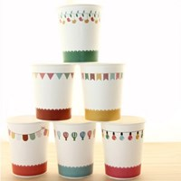 Paper Cup - Sixième 6탄 Special party_6종1세트