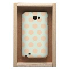 Peach Ice Cream for Galaxy Note 1 [La tootoo]