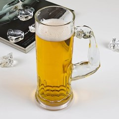 Borgonovo Muscolo Beer Mug(맥주잔) 0.5L 2P
