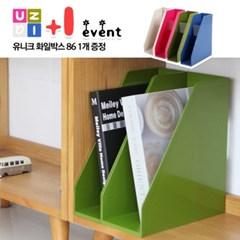[기획]유니크 화일박스120 구매시 화일박스 86 증정