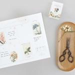 Label Sticker Pack-Flower