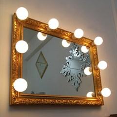 아마레토골드조명거울