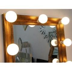 코메타골드조명거울