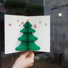 POP UP CARD_merry christmas