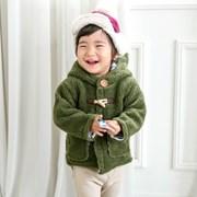 더플코트/유아코트/유아자켓/유아후드코트/털코트