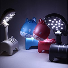 아이를 꿈꾸게 하는 조랑말 LED 스탠드