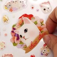 choo choo bling bling sticker ver.2
