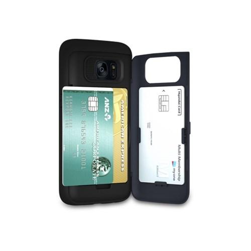 SKINU 유레카 카드수납 케이스 - 갤럭시 S5