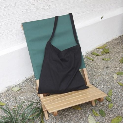 Easy Bag Square (BLACK)