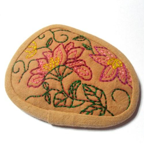 [d.i,y]연꽃문양브로치 만들기