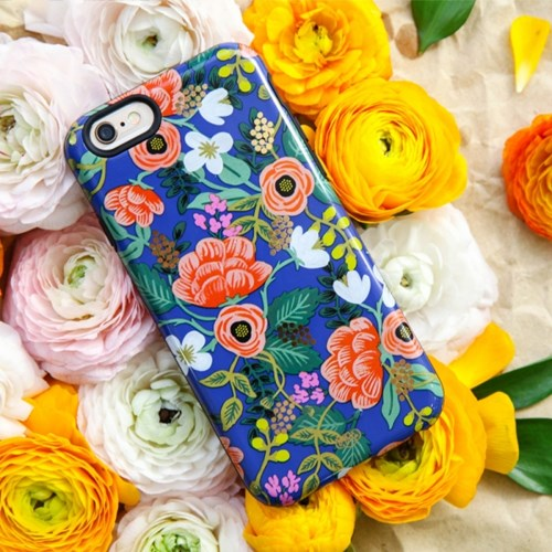 Birch Floral iPhone 6/6S/6Plus Hard Case