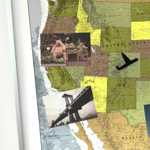 USA Map (미국맵 Ver.1)