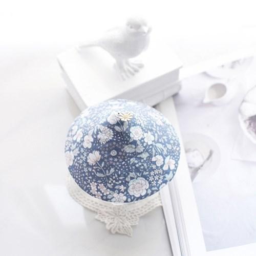{카네이션 Cup Cover}Carnation_blue컵커버(컵뚜껑,컵덮개)