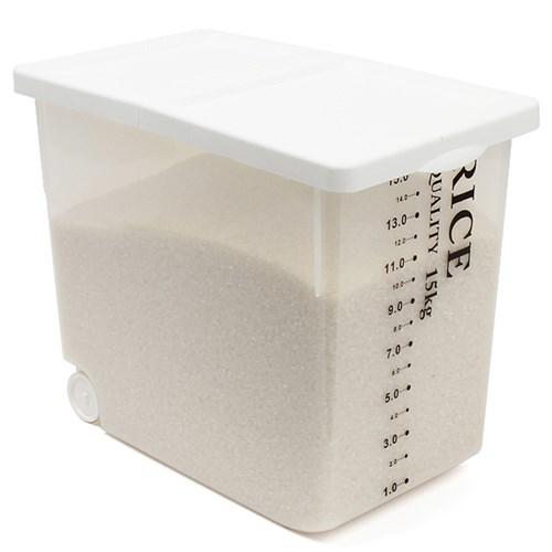 네이쳐 대용량 쌀통 15kg