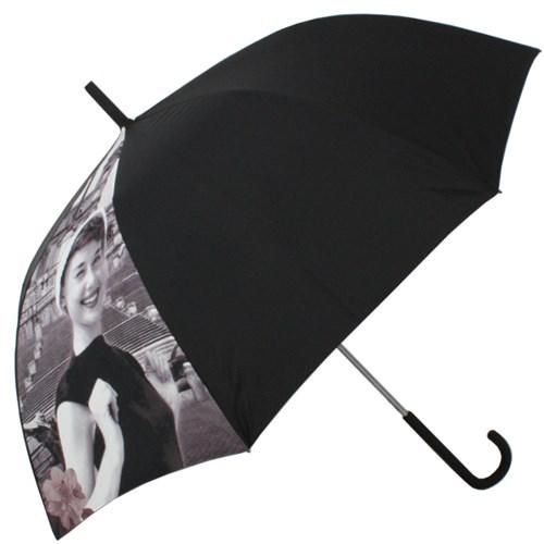 스마일햅번 자동장우산