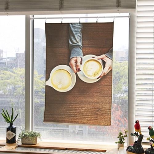포토 패브릭 포스터 VOL.1  / 가리개커튼
