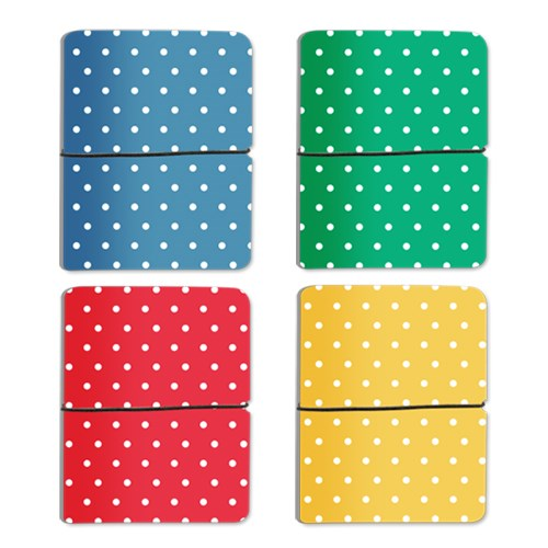 Pastel Dot - Green For Cardwallet