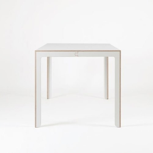 Angle Table / White