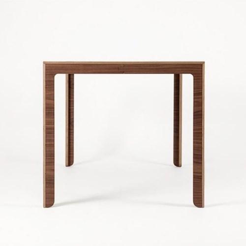 Angle Table / Walnut