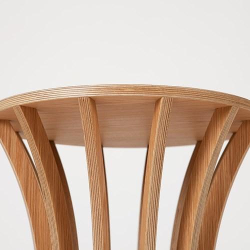 Birdcage Teatable / Oak