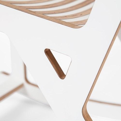 Rocking Chair / White