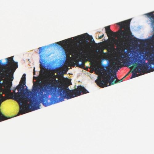 Masking tape Multi 우주와 우주비행사-MST-MKT150-C