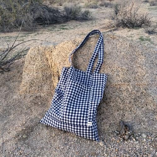Sunny Spring Bag (NAVY)