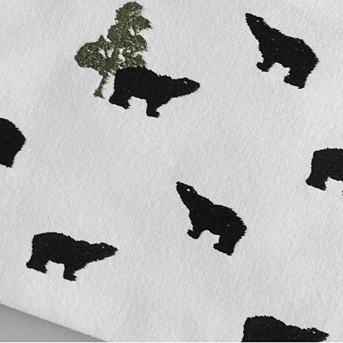polar bear pouch