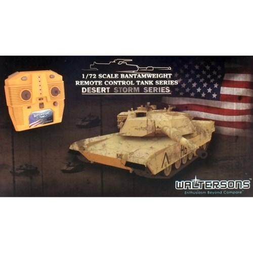 1/72 IR 배틀탱크 (WTS100745TAN) 사막폭풍작전 에브람스 탱크