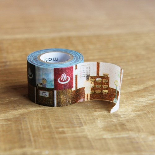 MASTE Masking tape Multi 대중목욕탕-MST-MKT157-B