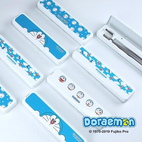 도라에몽  휴대용 칫솔살균기 DTS-PU01 USB충전식