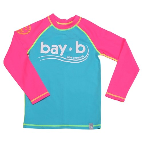 [bay-b] 유아래쉬가드 아이스크림