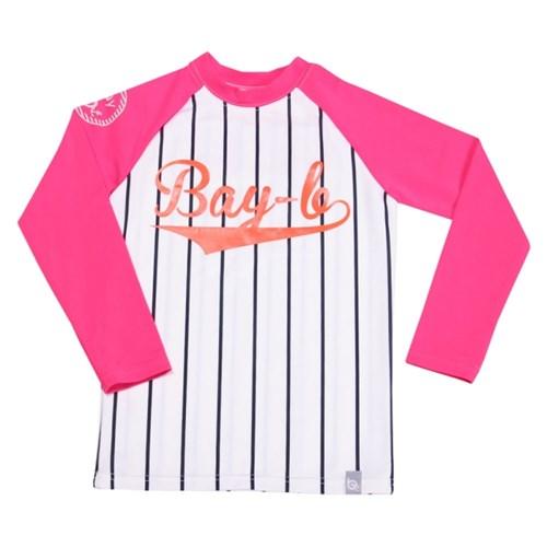 [bay-b] 유아래쉬가드 플레이볼 핑크