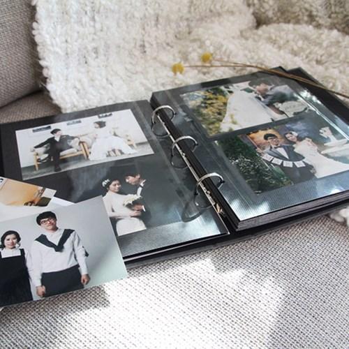 데일리 바인더앨범 리필내지 (L바인더 호환X)