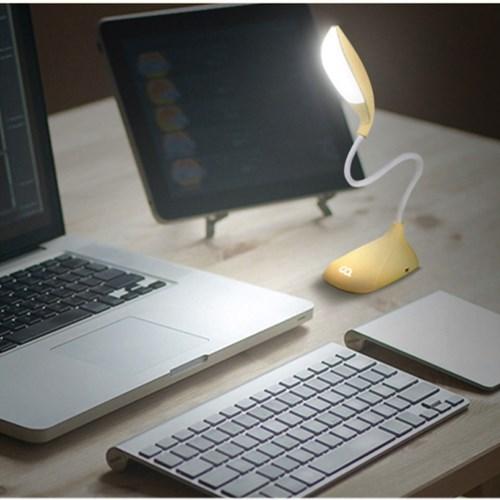 (오아)플렉서블 바나나 LED 스탠드