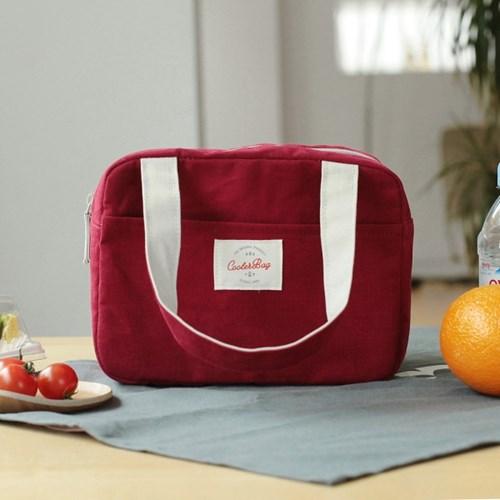 COOLER BAG lunch_이널 보냉 런치백
