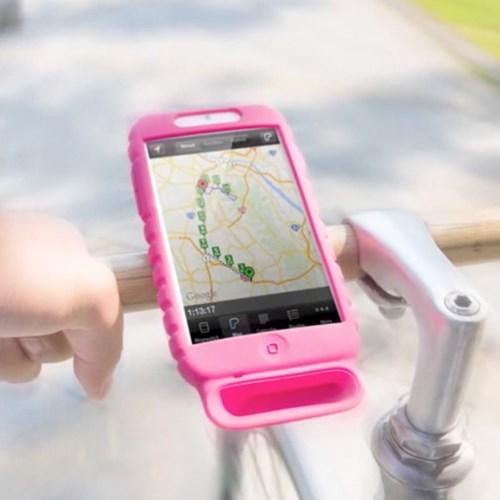 본컬렉션 에코스피커 자전거 거치대 혼바이크6