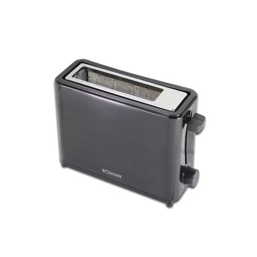 [독일 보만]  1구 토스터기 TA1143 (블랙)