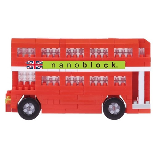 [나노블럭] 런던버스