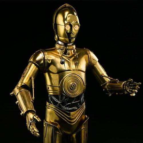 C_3PO 피규어 Premium Format Figure