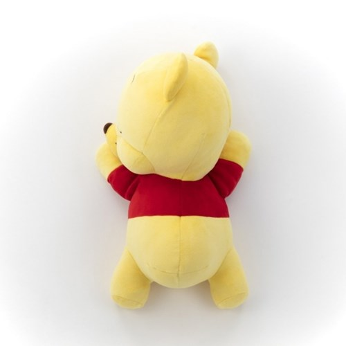 정품 디즈니 곰돌이 푸우의 새근새근 잠자는 푸우 인형