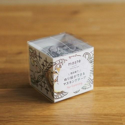 MASTE Masking Tape for Coloring-MST-ZC01-A