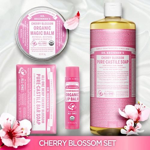 [닥터브로너스] 핑크 에디션_체리블라썸 기획 세트